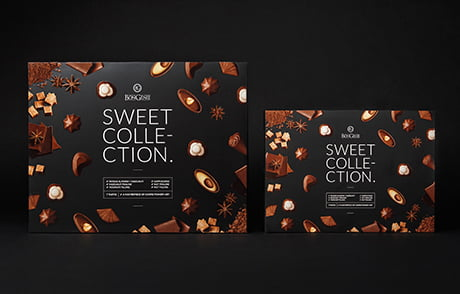 Sweet Collection: Premium Chocolates by BonGenie
